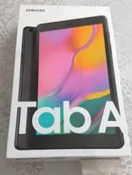 Tablet Samsung modelo Galaxy TAb A T295 chip e wifi