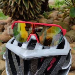 Óculos ciclismo proteção UV