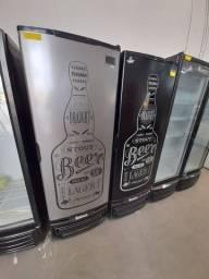Título do anúncio: Cervejeira Gelopar 400 litros nova pronta entrega