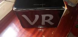 Óculos de realidade virtual. Bora negóciar