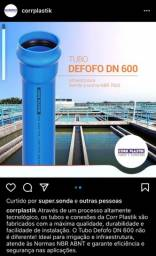 Título do anúncio: Tubo defofoDN aparti de 347,00!!!
