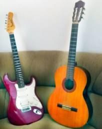 15,00 Aulas de violão ou guitarra