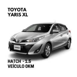 Título do anúncio: Toyota Yaris Xl Plus Connect Hatch 2022