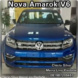 Amarok V6 Xtreme 2021 Clécio Silva *