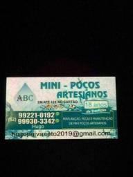 Título do anúncio: Manutenção e limpeza de mini poço zap * / 99930 33 42