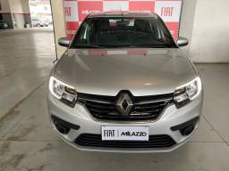 Título do anúncio: Renault Logan 1.6 16V SCE FLEX ZEN MANUAL