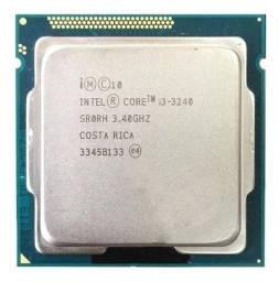 Título do anúncio: Processador i3 3240 1155