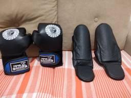 Luva de MMA BRAZUCA Nunca foi usada