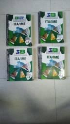 Título do anúncio: Livros ITA/IME