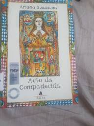 Título do anúncio: Livro Auto da Compadecida só 10reais