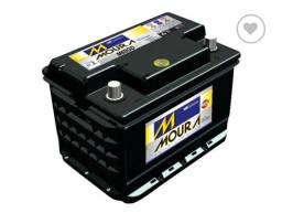 Título do anúncio: Bateria Moura entrega imediata semi nova