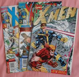 X-MEN minissérie completa