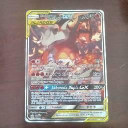 Duas cartas pokemon GX novas