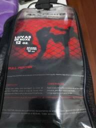 Título do anúncio: Par de luvas de box