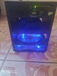Suporte pra resfriar tv Box com 2 culler