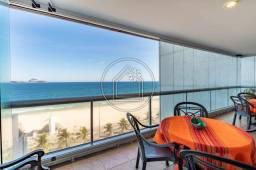 Apartamento à venda com 3 dormitórios em Leblon, Rio de janeiro cod:852676