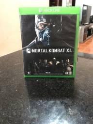 Título do anúncio: Jogo Xbox One Mortal Kombat XL
