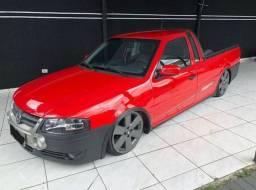 Título do anúncio: VW Saveiro 1.6 Mi City 2010 Red Sem Multas