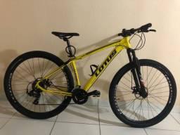 Título do anúncio: Bicicleta (nota fiscal)