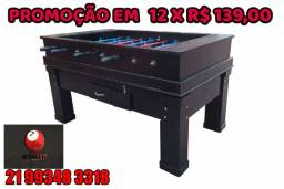 Totó Pebolim A Partir De 12 X R$ 99,00