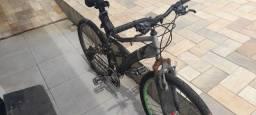 Título do anúncio: Vendo bicicleta 18 marchas aro 26