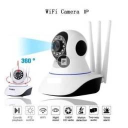 Título do anúncio: Camera 3 Antenas Ip Wifi Sistema de Monitoramento Babá Eletrônica Yoosee/yyp2p