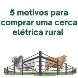 Título do anúncio: Cerca elétrica rural