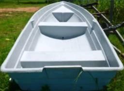 Título do anúncio: Barco de Fibra 3.5m