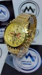 Título do anúncio: WWOOR Relógios Masculinos PROMO!!