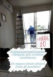 Título do anúncio: Limpeza de Split limpeza de split