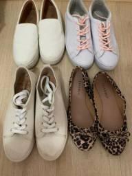 Sapatos numero 38