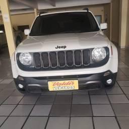 Título do anúncio: Jeep/Renegade Longitude 2.0 Diesel 4x4 Automática 2018 Unica Dona !