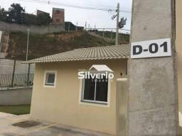 Título do anúncio: Casa com 1 dormitório à venda, 65 m² por R$ 220.000,00 - Jardim Colônia - Jacareí/SP