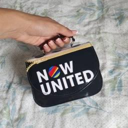 Título do anúncio: Bolsa Now United + carteira