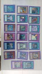 Cards - Cartinhas Yu-Gi-Ho! Japônes e Inglês