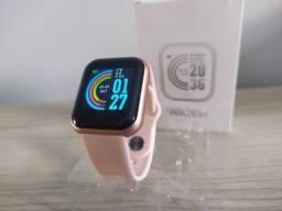 Título do anúncio: Relógio Inteligente D20 Feminino - Belíssimo