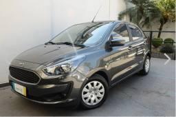 Ford-2020 KÁ 1.0 SE-12V -Flex-(Mecânico)-Único Dono! Garantia Fábrica!!!