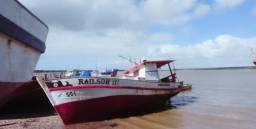 Título do anúncio: Barco Pesqueiro Motor MWM