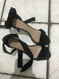 Sapato tamanho 36, semi  novo