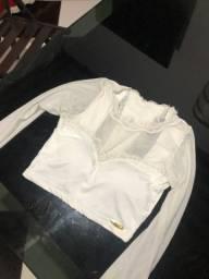 Blusa branco M