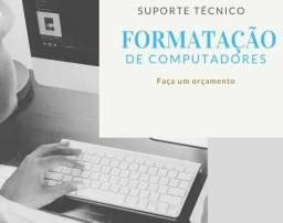 Título do anúncio: Manutenções em Notebooks e Desktop