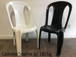 Título do anúncio: Cadeiras plásticas para eventos em geral Aproveite Direto da fabrica