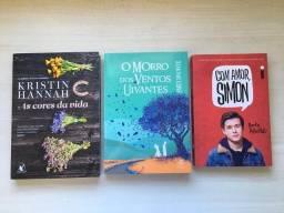 Livros diversos novos *preços na descrição