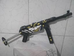 FREE FIRE. MP40 palhaço sorrateiro.