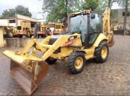 Retroescavadeira CAT 416E 4x4 2012