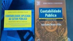 Livros de Contabilidade Pública