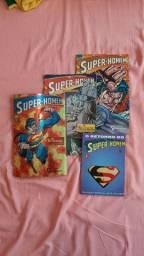 Coleção Super-Homem a revanche ( completa) + O retorno do Super-Homem (vol. 1)