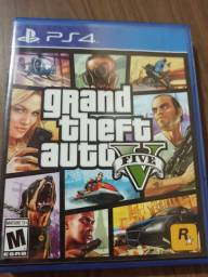 Título do anúncio: GTA V PS4