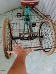 Título do anúncio: Bicicleta triciclo