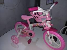 Título do anúncio: Bicicleta Aro 12 Styll Kids Princesinha Rosa